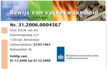 Licentieverlenging nu online mogelijk via landentuinbouwcursussen.nl